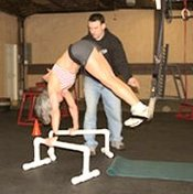 Gymnastics can be scaled too!