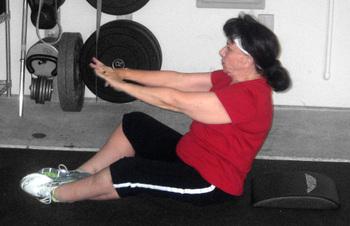 Barbara's Sit-ups