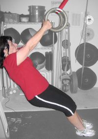 Scaled Pull-up